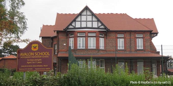 Avalon School, Wirral CH48