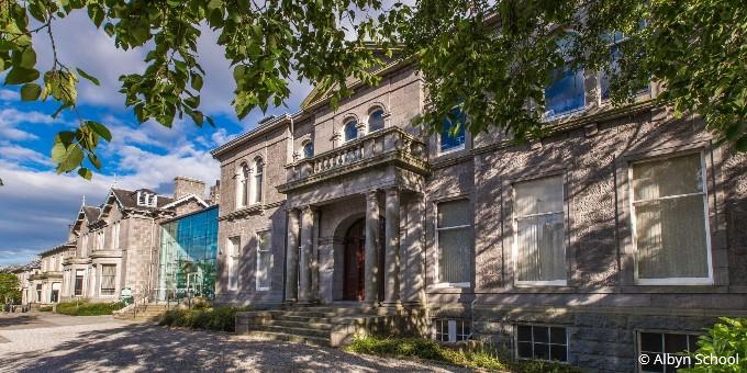 Albyn School, Lower School, Aberdeen AB15