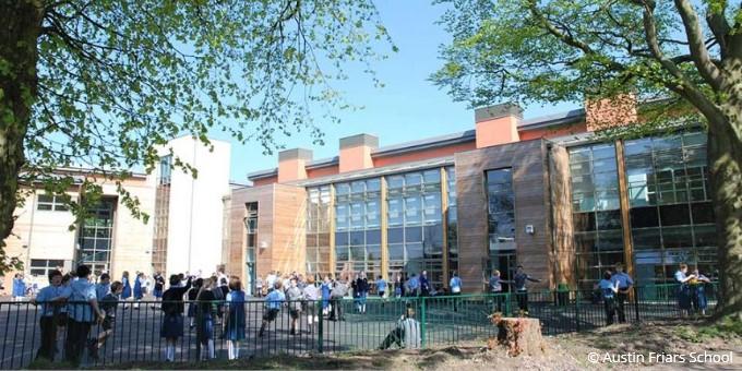 Austin Friars Junior School, Carlisle CA3