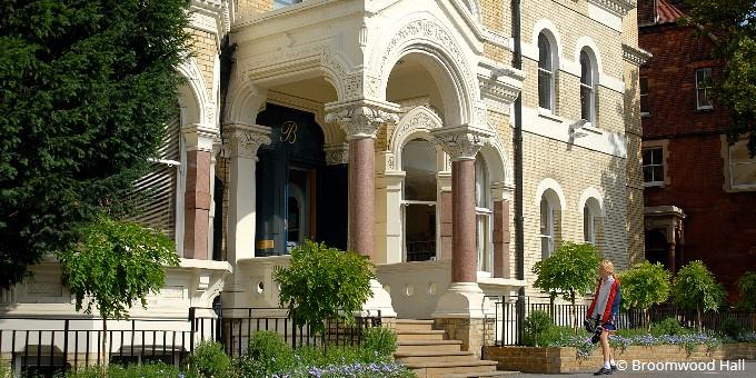 Broomwood Hall, London SW12