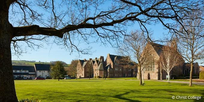 Christ College, St Nicholas House, Brecon LD3