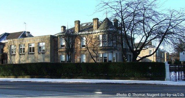 Craigholme School, Junior School, Glasgow G41