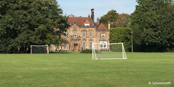 Pownall Hall School, Wilmslow SK9
