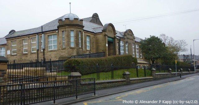 Accrington Peel Park Primary School, Accrington BB5
