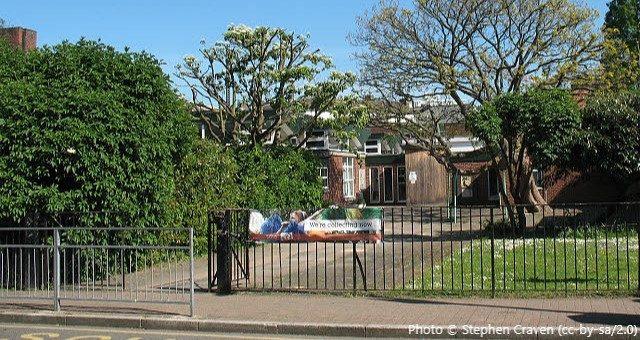 Albion Primary School, London SE16