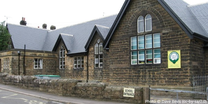 Ashover Primary School, Chesterfield S45