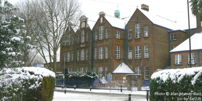 Belmont Primary School, London W4