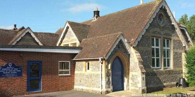 Bemerton St John CofE Primary School, Salisbury SP2