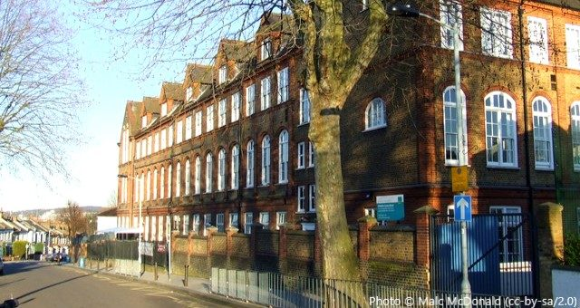 Brindishe Green School, London SE13