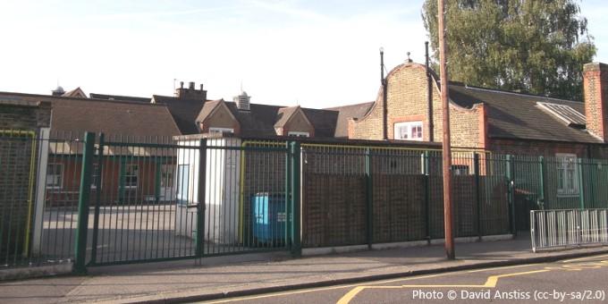 Brindishe Manor School, London SE13