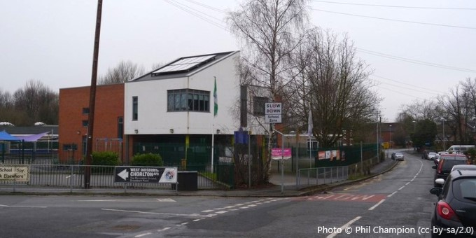 Brookburn Community School, Chorlton Cum Hardy M21
