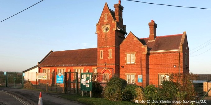 Burghfield St Mary's C.E. Primary School, Reading RG30