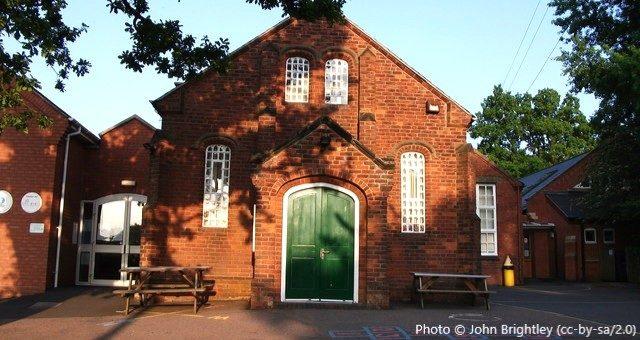 Burton Green CofE Primary Academy, Kenilworth CV8