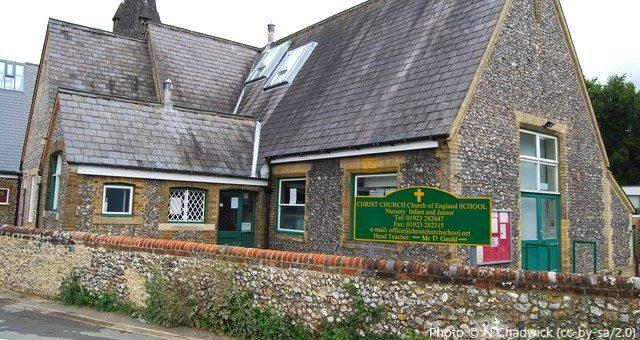 Christ Church Chorleywood CofE School, Rickmansworth WD3