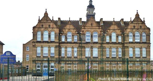 Cleveland Road Primary School, Ilford IG1