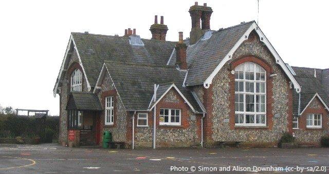 Cliddesden Primary School, Basingstoke RG25