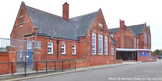 Clifton Primary School, Hull HU2