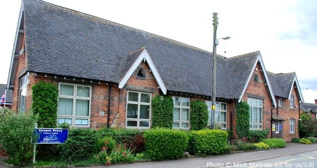 Cooper Perry Primary School, Stafford ST18
