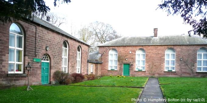 Cromford CofE Primary School, Matlock DE4