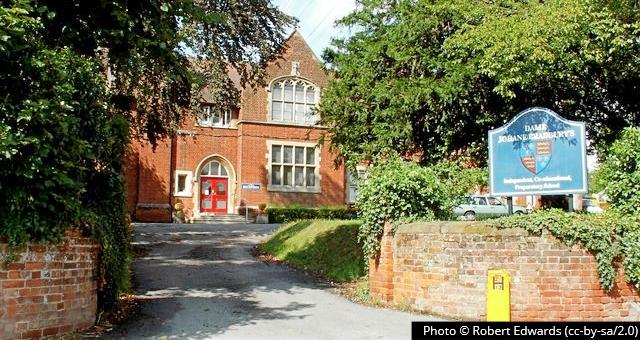 Dame Bradbury's School, Saffron Walden CB10