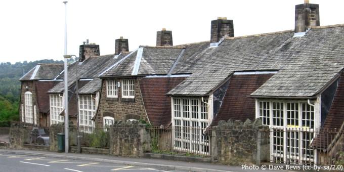 Darley Dale Primary School, Hackney, Matlock DE4