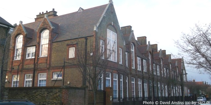 Daubeney Primary School, London E5