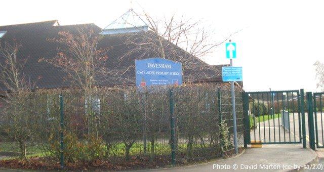 Davenham CofE Primary School, Northwich CW9