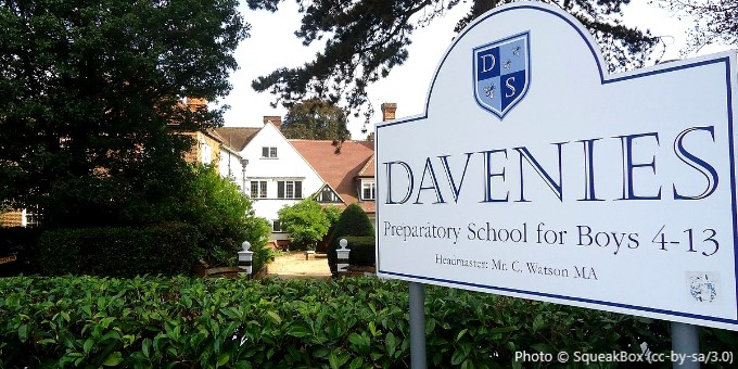 Davenies School, Beaconsfield HP9