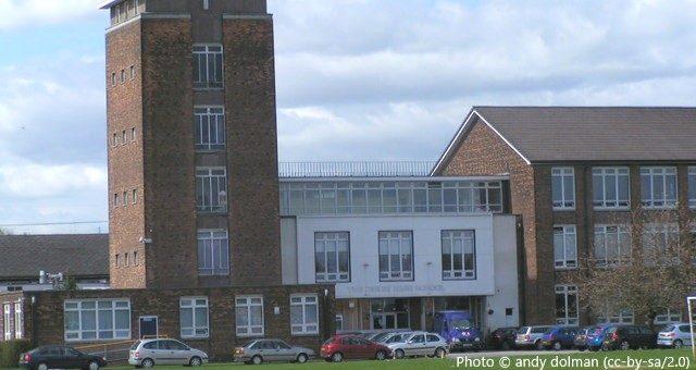 Derby High Primary School, DE23