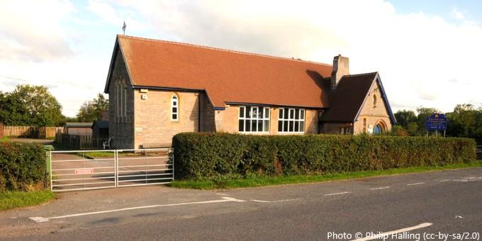 Eldersfield Lawn CofE Primary School, Gloucester GL19