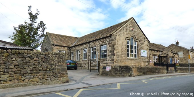 Embsay CofE VC Primary School, Skipton BD23