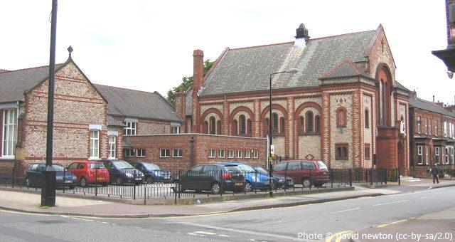English Martyrs' RC Primary School, Urmston M41