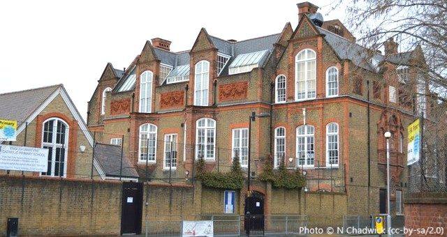 English Martyrs Roman Catholic Primary School, London SE17