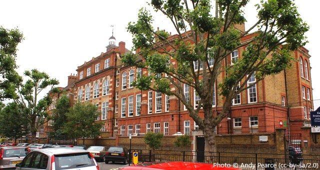 Essendine Primary School, London W9