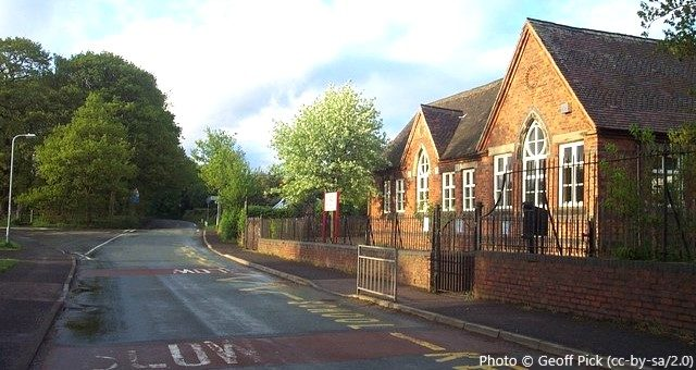Gentleshaw Primary School, Rugeley WS15