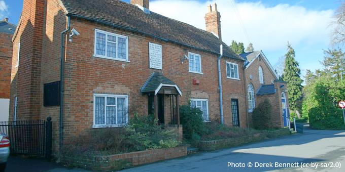 George Fentham Endowed School, Hampton In Arden B92