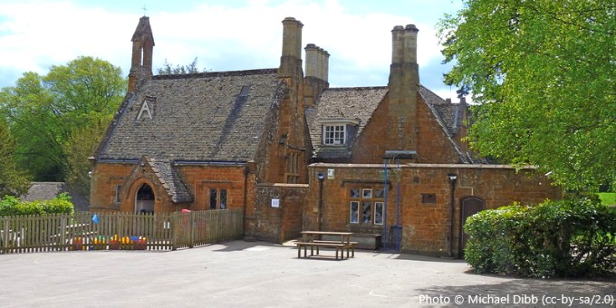 Great Tew County Primary School, Chipping Norton OX7