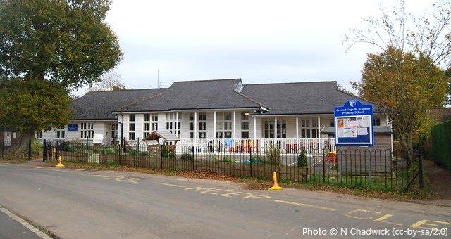 Groombridge St Thomas' CofE Primary School, TN3