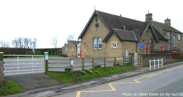Hackforth And Hornby CofE Primary School, Bedale DL8
