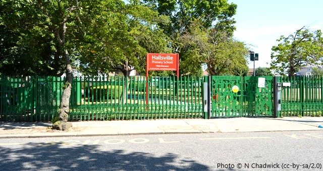 Hallsville Primary School, London E16