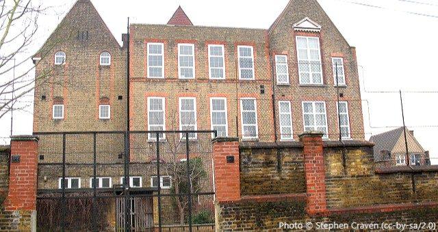 Halstow Primary School, London SE10