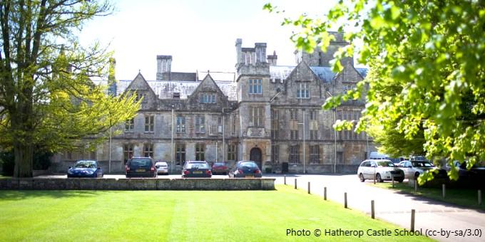 Hatherop Castle School, Cirencester GL7