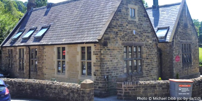 Hathersage St Michael's CofE VA Primary School, S32