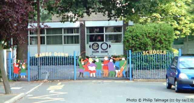 Hawes Down Primary School, West Wickham BR4