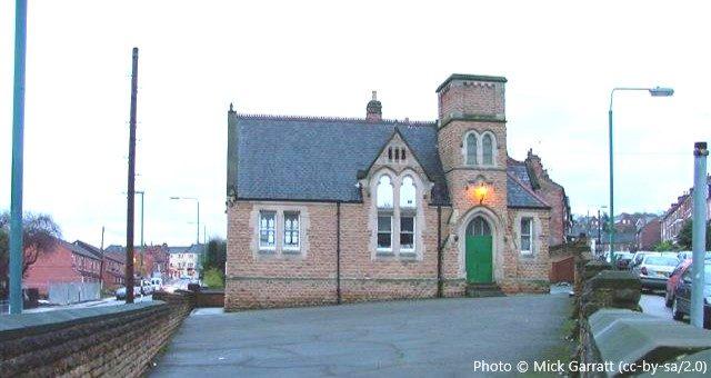 Haydn Primary School, Sherwood, Nottingham NG5