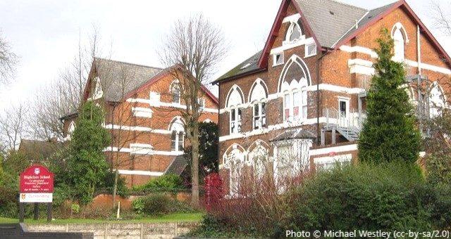 Highclare Preparatory School, Birmingham B23