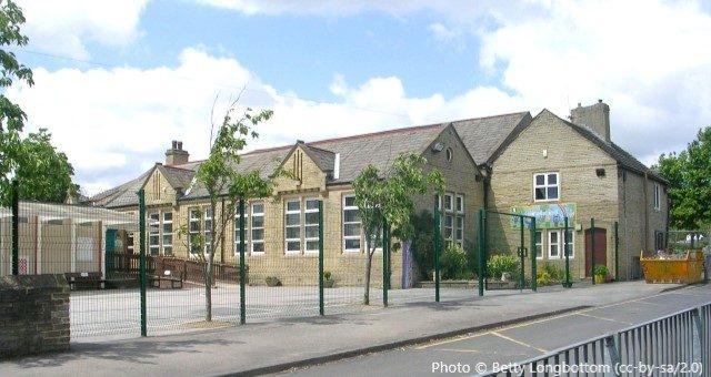Hill Top CofE Primary School, Low Moor, Bradford BD12