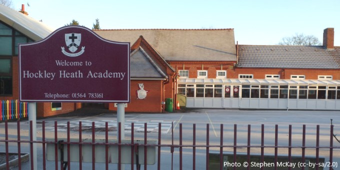 Hockley Heath Academy, Solihull B94