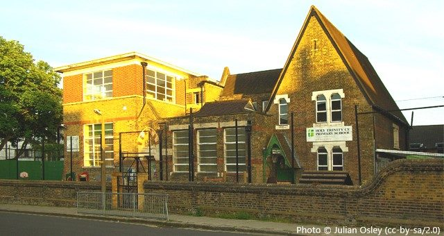 Holy Trinity CofE Primary School, London N17