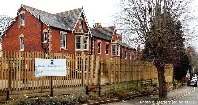 Hopelands Preparatory School, Stonehouse GL10